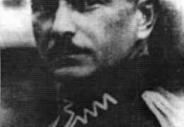 """Władysław Kuśmierczyk """"Longinus"""""""