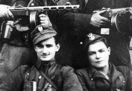 """Kwiecień 1945 r. Oddział sierż. """"Lalusia"""""""