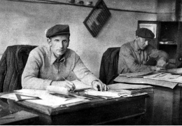 """Julian Lubasowski """"Dąb"""", """"Lech"""", """"Taran"""" - komendant Obwodu AK"""
