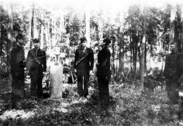 Partyzanci Obwodu Grodno - Prawy Niemen