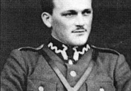 """Kazimierz Szczepański """"Wicher"""""""