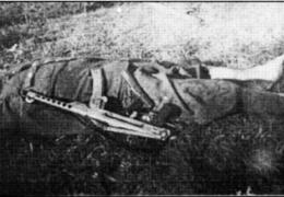 """Zdjęcie pośmiertne Tadeusza Kuzi """"Igły"""""""