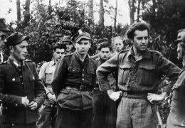 Wrzesień 1945 Lasy Skaryszewskie