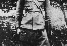 """1945 r. Por. Jan Kempiński """"Błysk"""""""