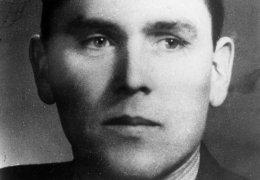 """Por. Stanisław Deniziuk """"Mirski"""", """"Vis"""""""