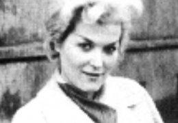 """Irena Tomaszewicz, od października 1945 r. w oddziale por. """"Otta"""""""
