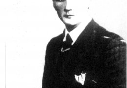 """Wiktor Wójcik """"Wilczek"""", zastępca dowódcy oddziału por.Stanisława Panka """"Rudego"""""""