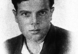 """St.sierż Antoni Brzozowski """"Lech"""", """"Lenny"""", """"Gromada"""", żołnierz ZWZ-AK w Podhajcach"""